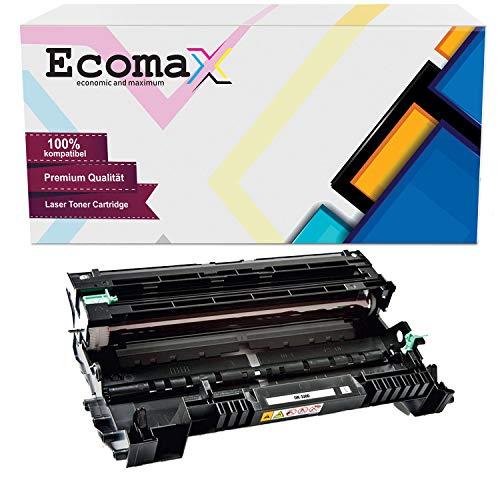 Ecomax Trommel DR-3300 kompatibel zu Brother HL-5450DN HL-5440D HL-5470 HL-5480 HL-6180 DCP-8100 Series 8110 8155 8250DN MFC-8510DN 8515 8520 8810 8910 8950DWT