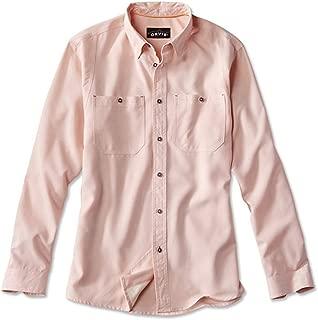 Tech Chambray Work Shirt/Only Regular