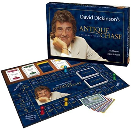 David Dickinson's Antique Chase by Paul Lamond Games