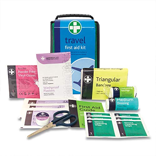 Reliance Medical Travel First Aid Kit in Pouch for Ref 151