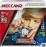 Meccano Inventor Set Prime Creazioni, kit di costruzione S.T.E.A.M. dagli 8 anni