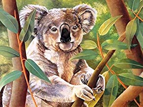 Paintings 5D Diamond Painting Koala Full Square Rhinestone Mosaic Diamond Embroidery Sloth Animals Cross Stitch Kit Home D...