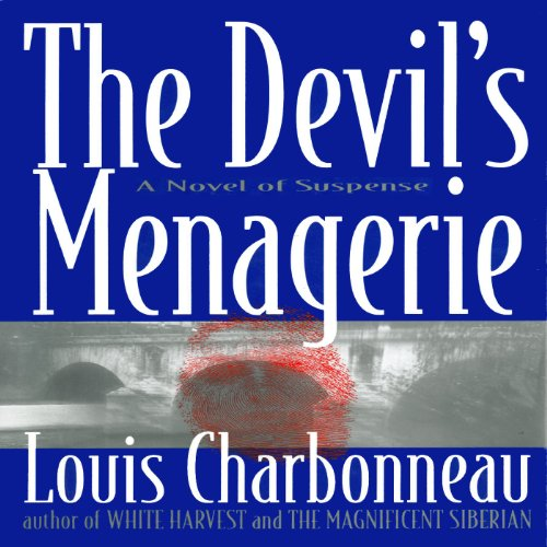 The Devil's Menagerie audiobook cover art