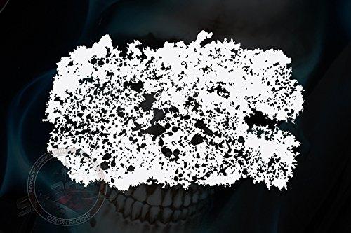 Grunge Effekt Nr. 3 Größe A4 Airbrush Schablone Stencil