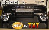 E-Z-Go Medalist, TXT Golf Cart 6-1/2' Speaker Pods (4-Bolt Steering Column)