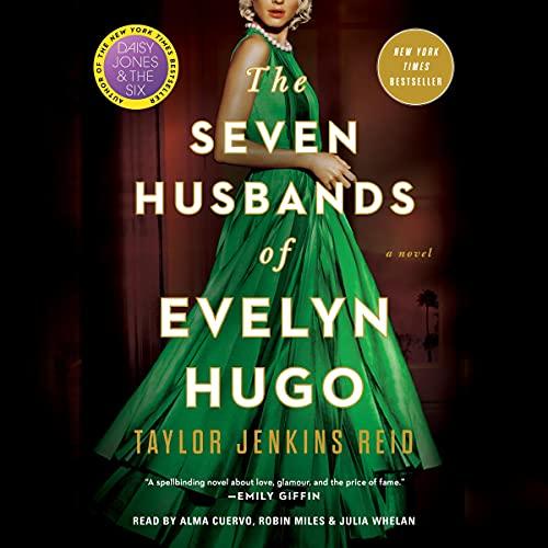 Seven Husbands of Evelyn Hugo cover art