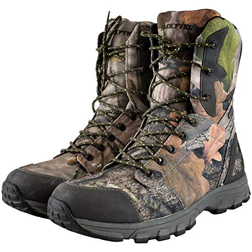 Camouflaged Waterproof Fishing Boots