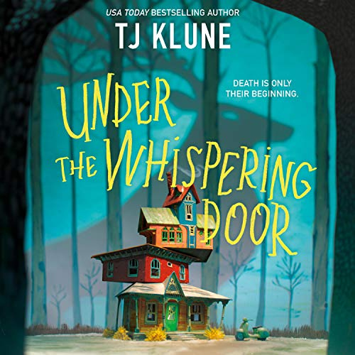 Under the Whispering Door  By  cover art