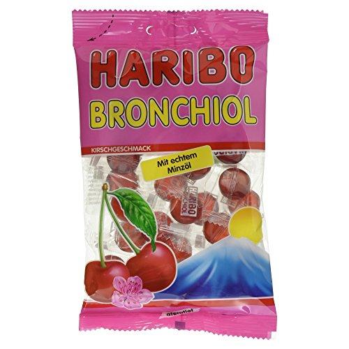 Haribo Bronchiol Kirsche, 100 g Beutel