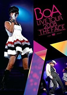 BoA LIVE TOUR 2008-THE FACE- [DVD]