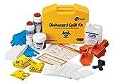 GV Salute rischio biologico e fisiologiche liquido Multi Spill Kit–confezione da 25