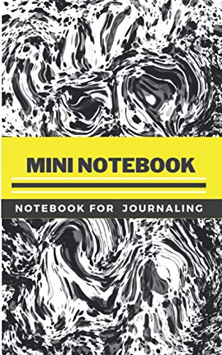 Mini Notebook: Lined Notebook Journal (120 pages, 5 x 8, Easy to Carry)