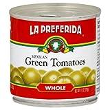 La Preferida Tomatillos Entero, 11-Ounce (Pack of 12)...