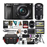 Best Sony Smartphone Camera Lenses - Sony Alpha a6000 24.3 MP Mirrorless ILC Review