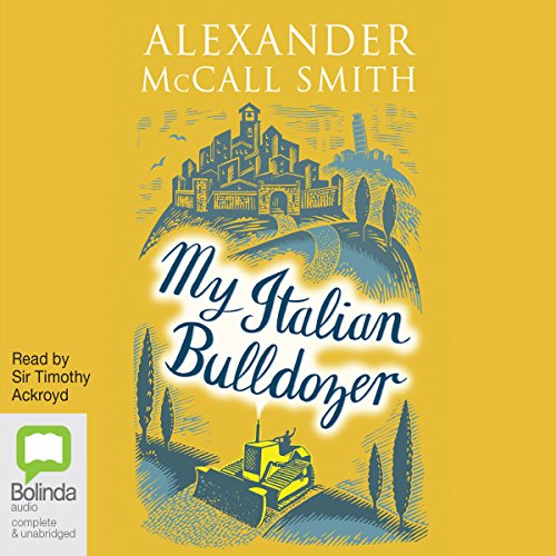 My Italian Bulldozer audiobook cover art