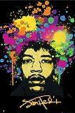Jimi Hendrix Poster - 61 Cm x 91.5 Cm Poster// Poster