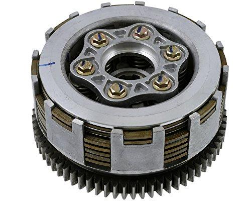 2EXTREME Kupplung komplett kompatibel für Shineray, EGL, Lyda, Bashan, STXE, ST-9E, Spyder, ATV, Quad