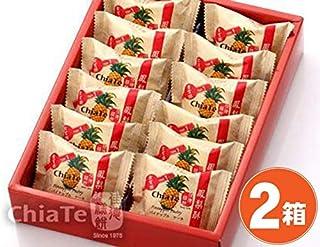 佳徳 原味佳徳鳳梨酥 パイナップルケーキ (12個入) × 2箱 [並行輸入品]