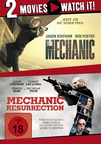 The Mechanic / Mechanic: Resurrection [2 DVDs]