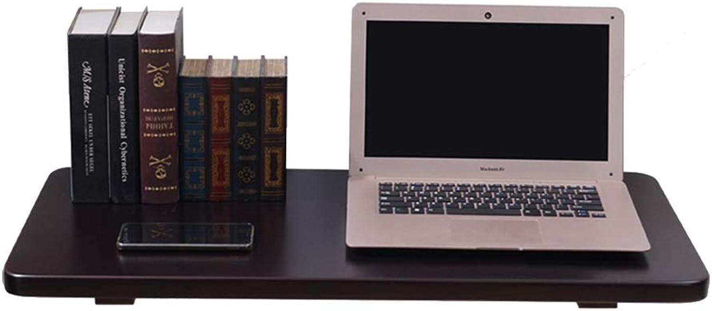 los últimos modelos WNX Mesa Plegable Plegable de Parojo, Mesa Mesa Mesa de Escritorio para computadora, Mesa de Comedor para Cocina, marrón Negro (Tamaño   70×40cm)  marcas de moda