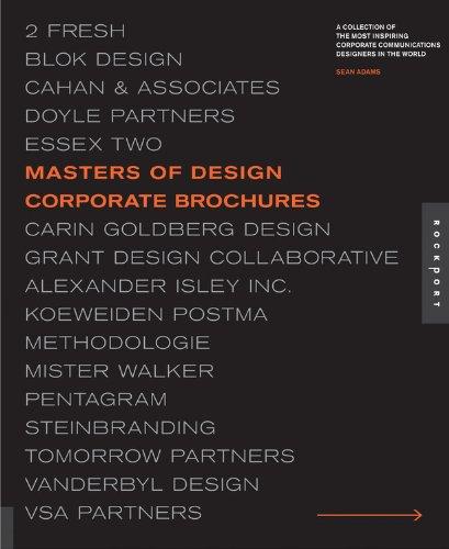 Masters of Design: Corporate Brochures