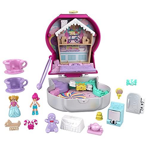 Polly Pocket Máquina de chicle (Mattel GTN23)