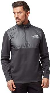North Face M Vista Tek 1/4 Zip Track Jacket