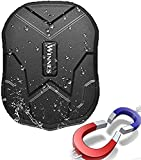 Zeekeer Localizador GPS,GPS Tracker con Tarjeta SIM Tiempo Real Anti-ladrón 5000mAh Rastreador GPS Profesional App Gratuita para Seguimiento vehículo