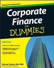 Best corporate finance for dummies ebook Reviews