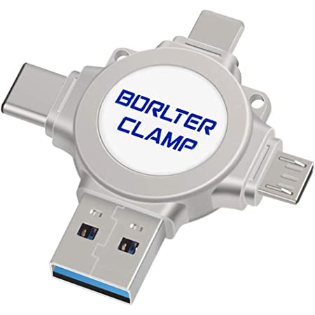 64gb 4 In 1 Usb Stick Borlterclamp Usb 3 0 Memory Computer Zubehör