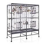 Montana Cages ® | Vogelvoliere Paradiso 150...