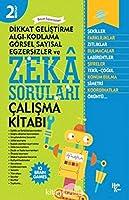 Zeka Sorulari 2; Dikkat Gelistirme Algi - Kodlama - Görsel Sayisal Egzersizler