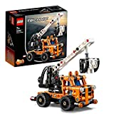 LEGO Cherry Picker Toy Truck, 2 in 1 Model, Tow Truck, Construction Vehicle Toys for Kids