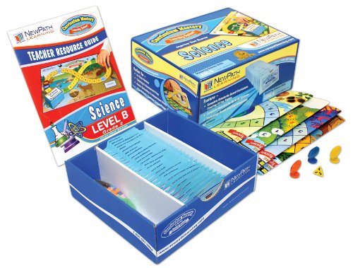 NewPath Science Curriculum Mastery Games Class Pack, Multiple Grade Levels