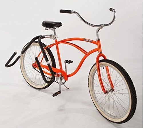 Moved By Bikes MBB Shortboard Surfboard Bicycle Rack. by Moved By Bikes