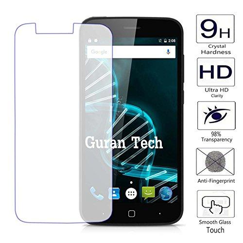 Guran® Displayschutz Glasfolie für Vernee Thor 4G Smartphone Hartglas Schutzfolie Film