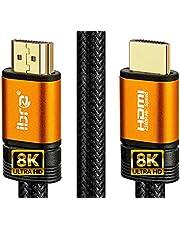 Orange HDMI Cable VAR