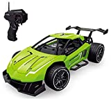 Remote Control Car RC Car for Boys High Speed 1/16 Alloy Rechargeable Radio Control Electric Car Toy Car 2.4Ghz