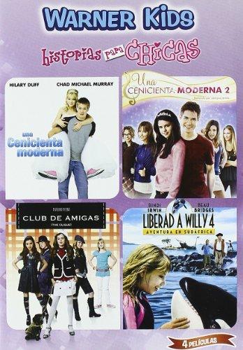 Cenicienta Moderna 1 + Cenicienta Moderna 2 + Clique + Free Willy 4 (Import Dvd)