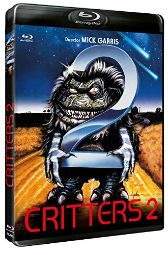 Critters 2 BD 1988 Critters 2: The Main Course [Blu-ray]