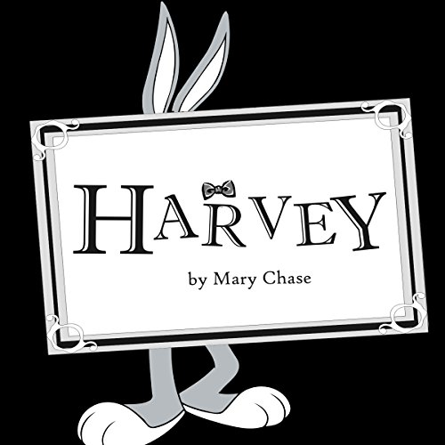 Harvey audiobook cover art