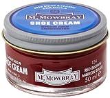M.MOWBRAY シュークリームジャー 20251 (レッドブラウン)