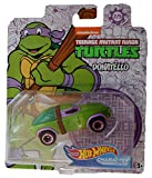 Hot Wheels Character Cars TMNT Donatello #2 of 5 Cars