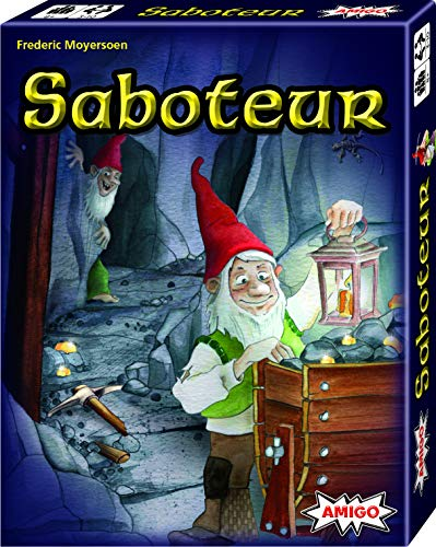 Mayfair Games MFG05712 Brettspiel Saboteur