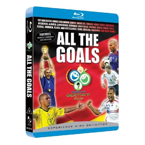 All The Goals - From The 2006 World Cup In Germany [Edizione: Regno Unito] [Edizione: Regno Unito]