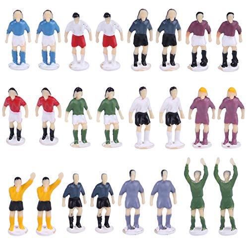 Spieland - Figuren für Modelleisenbahnen in Farbe Wahllos, Größe 2,2-2,8cm