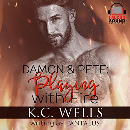 Damon & Pete audiobook cover art