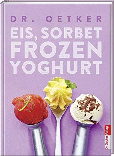 Eis, Sorbet, Frozen Yoghurt