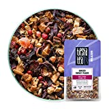Tiesta Tea - Ginger Sweet Peach, Loose Leaf Spicy Peach Herbal Tea, Non-Caffeinated, Hot & Iced Tea, 2.2 oz Pouch - 25 Cups, Natural Flavored, Stress Relief, Herbal Tea Loose Leaf Blend