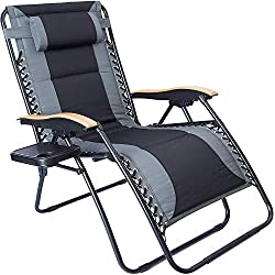 Luckyberry Oversized Zero Gravity Chair – Budget Pick